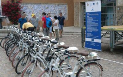 Mobilità sostenibile: consegnate le ultime 10 e-bikes alle strutture ricettive di Rio e parte il noleggio biennale con Elba Sharing