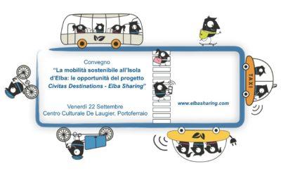 Convegno sulla mobilità sostenibile all'isola d'Elba