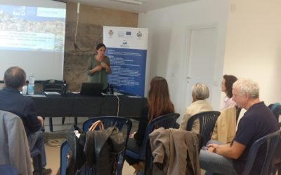 Cross fertilization of knowledge and best practices replication: the first Site Visit in Portoferraio
