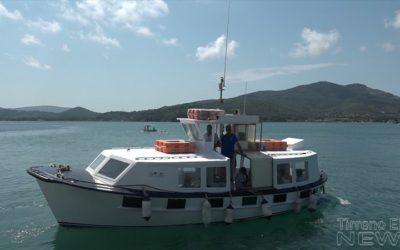 Attivato il servizio di trasporto pubblico via mare con il Chicchero