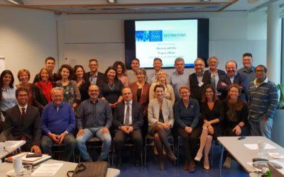 Terminato il meeting del Comitato direttivo di gestione di CIVITAS DESTINATIONS
