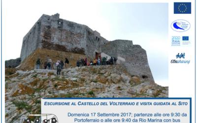 Escursione Castello del Volterraio – Settimana Europea della Mobilità