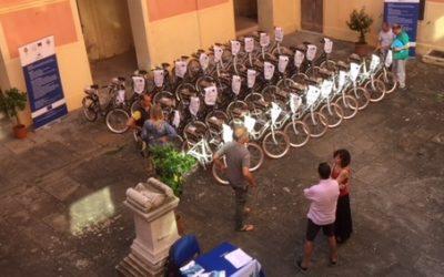 Elba Sharing e la mobilità dolce: iniziata oggi la consegna di 40 e-bike alle strutture ricettive del territorio