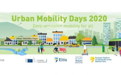 DESTINATIONS agli Urban Mobility Days 2020