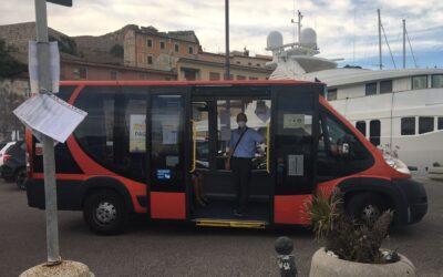 Nuovi servizi estivi di mobilità a Portoferraio