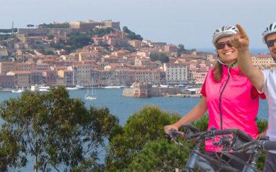 Pubblicato il Bando di selezione di strutture ricettive ricadenti nel territorio di Portoferraio e Rio per l'assegnazione delle 44 biciclette a pedalata assistita con la formula del noleggio a lungo termine