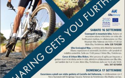 Locandina Eventi European Mobility Week