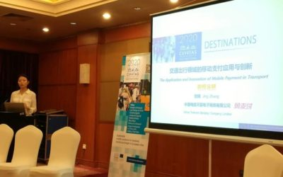 CIVITAS DESTINATIONS in Cina: Workshop e visite tecniche a Pechino e Shenzhen nell'Anno del Turismo UE-Cina.