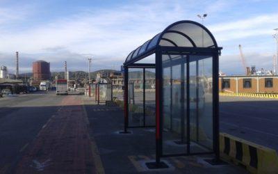 Civitas Destinations – Elba Sharing e le Nuove pensiline di fermata per l'utenza nell'area portuale di Piombino