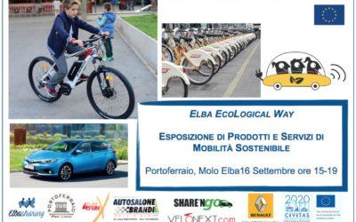 Elba EcoLogical Way – Settimana Europea Mobilità